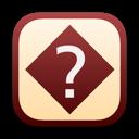 Icône UnicodeChecker